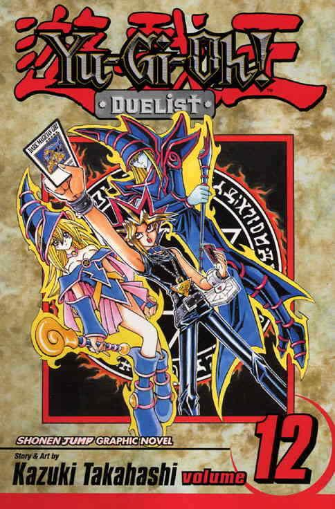 Yu-Gi-Oh!: Duelist #12 FN; Viz | save on shipping - details inside