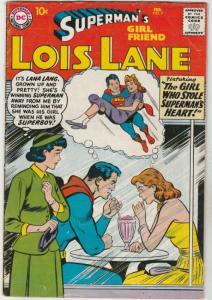 Superman's Girlfriend Lois Lane #7 (Feb-59) FN/VF Mid-High-Grade Superman, Lo...