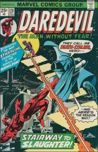 Marvel DAREDEVIL (1964 Series) #128 VF