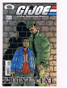 G.I. Joe Front Line # 15 Image Comic Books Awesome Issue Modern Age WOW!!!!! S31
