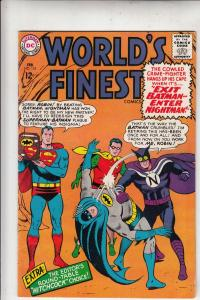 World's Finest #155 (Feb-66) NM- High-Grade Superman, Batman, Robin