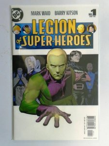 Legion of Super-Heroes run 5th Series 8.0 VF (2005-'09)