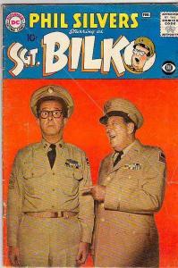 Phil Silvers Sgt. Bilko #11 (Feb-59) VG+ Affordable-Grade Sgt. Bilko