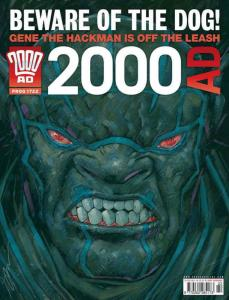 2000 A.D. #1722 VF/NM; Fleetway Quality | save on shipping - details inside