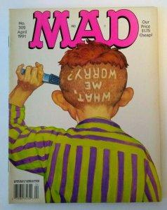MAD Magazine April 1991 #302 MacGyver TV Show Parody Richard Dean Anderson