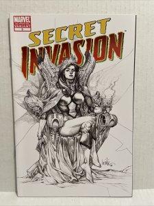 Secret Invasion #3 3rd Print