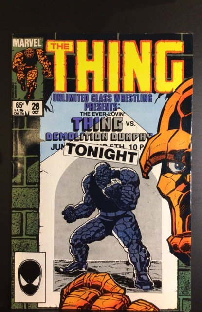 The Thing #28 (1985)