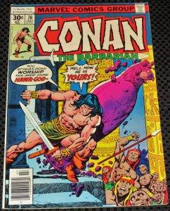 Conan the Barbarian #76 (1977)