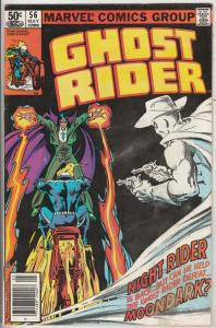 Ghost Rider, The #56 (May-81) FN- Mid-Grade Ghost Rider