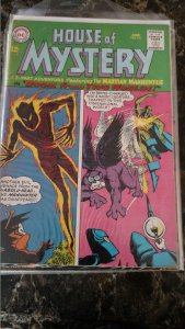 HOUSE OF MYSTERY #151(DC,1965) Condition VG