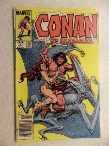 CONAN THE BARBARIAN # 176 MARVEL SAVAGE SWORD FANTASY