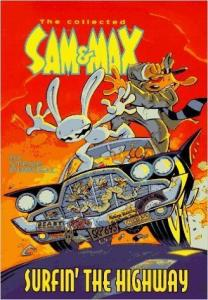 Sam & Max Surfin' the Highway TPB #1 VF/NM; Telltale Games | save on shipping -