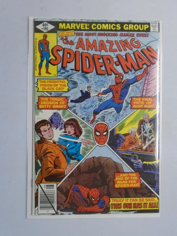 Amazing Spider-Man (1st Series) #191, Direct Edition 7.0 (1979)