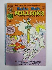 RICHIE RICH MILLIONS #82 (Harvey, 3/1977) GOOD  (G)