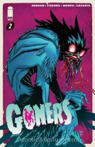 Goners #2 VF; Image | save on shipping - details inside