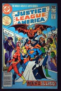 Justice League of America #194 (1981)