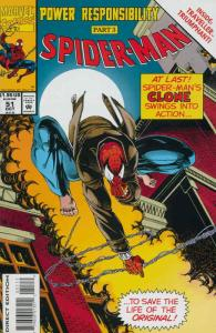 Spider-Man #51 VF/NM; Marvel | save on shipping - details inside