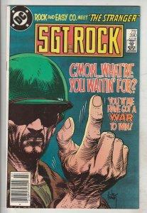 Sgt. Rock #390 (Jul-84) NM- High-Grade Sgt. Rock, Easy Co.