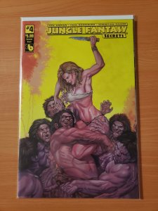 Jungle Fantasy Secrets #4 Painted Vixen Variant Cover