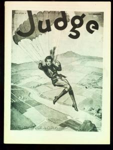 CAPTAIN GEORGE PRESENTS #36-JUDGE MAG-1931-REPRINT FN
