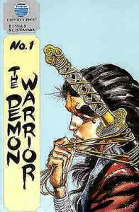 Demon Warrior, The #1 VF/NM; Eastern | save on shipping - details inside