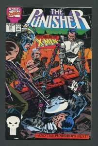 Punisher #33 / 9.6 NM+   May 1990
