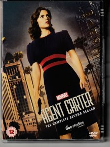 Agent Carter Season 2 DVD (Region 2 UK)