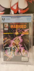 Married With Children 2099 #3 - CBCS 8.5 - Star Wars Spoof