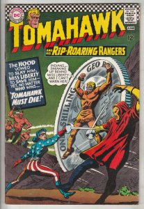 Tomahawk #110 (Jun-67) VF/NM High-Grade Tomahawk