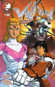 Voltron: Defender of the Universe (Vol. 2) #2 FN; Devil's Due | save on shipping