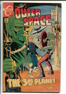 OUTER SPACE VOL 2 #1 1968-CHARLTON-PAT BOYETTE-STEVE DITKO-vg/fn