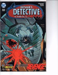 DC Comics Detective Comics #474 Batman; 2nd app. Deadshot Comic Con Box Edition