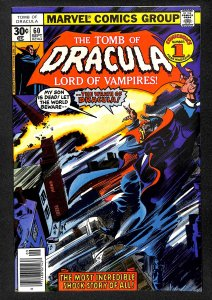 Tomb of Dracula #60 (1977)