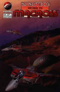 Robotech: Return to Macross #12 VF/NM; Eternity   save on shipping - details ins
