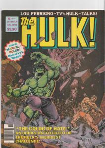 Rampaging Hulk #12