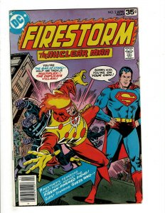 8 DC Comics Firestorm 2 4 5 Adventures of Superman 431 Superman Family + J461