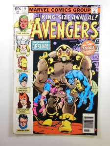 The Avengers Annual #9 (1979) VG/FN