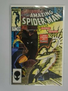 Amazing Spider-Man #256 Direct edition 6.0 FN (1984 1st Series)