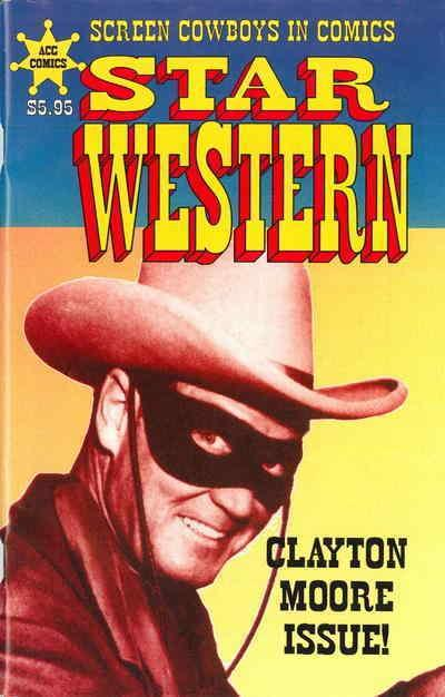 Star Western #4 VF/NM; Avalon | save on shipping - details inside