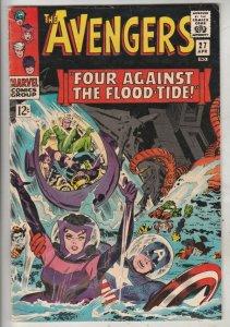 Avengers, The #27 (Apr-66) FN/VF+ Mid-High-Grade Avengers