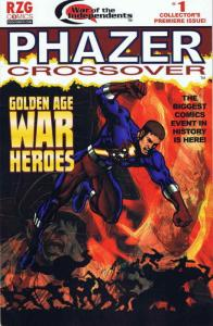 Phazer Crossover (Vol. 1) #1 FN; Rzg | save on shipping - details inside