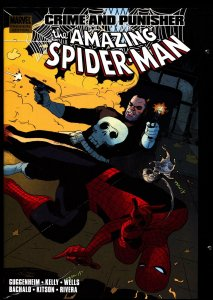 Amazing Spider-Man: Crime and Punisher-Marc Guggenheim-Hardcover