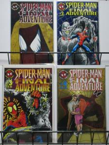 SPIDERMAN FINAL ADVENTURE (1995) 1-4
