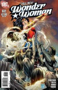 Wonder Woman (2010 series) #612, NM- (Stock photo)