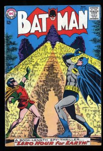 Batman #167 VG 4.0