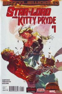 Star-Lord & Kitty Pryde #1, NM (Stock photo)
