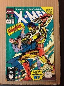 The Uncanny X-Men #279