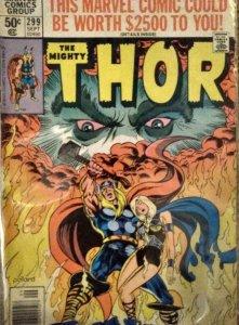 Thor #299 (1980)