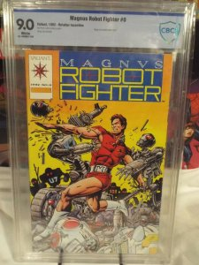 Magnus Robot Fighter #0 - CBCS 9.0 - White Pages - Retailer Incentive