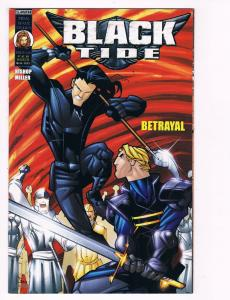 Black Tide # 4B Avatar Comic Books Awesome Issue Modern Age WOW!!!!!!!!!!!!! S31